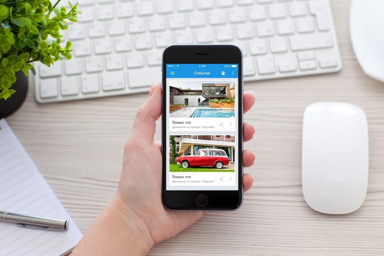 Подключение Wi-Fi камеры видеонаблюдения к телефону и приложениям для работы