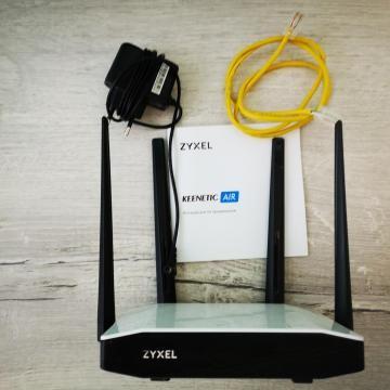 Обзор Wi-Fi роутера Zyxel Keenetic Air AC1200: от характеристик до цены