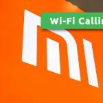 Wi-Fi Calling Xiaomi