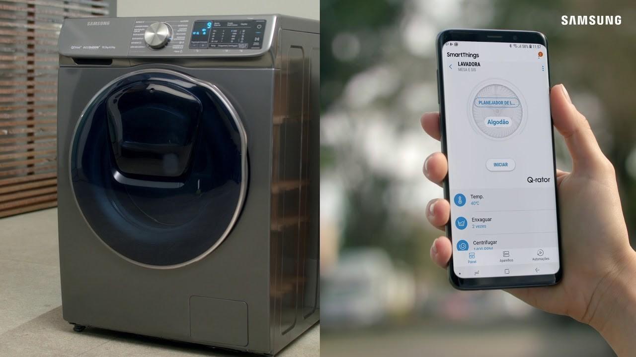 Все прелести стиральных машин с Wi-Fi: полный разбор