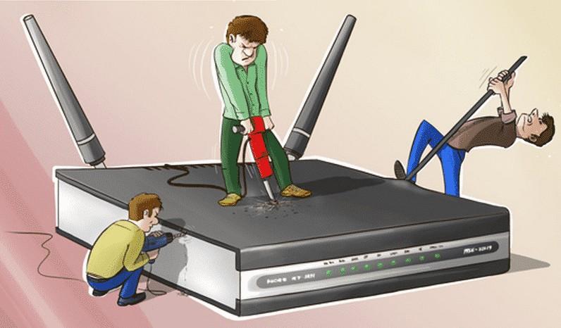 Как восстановить роутер после неудачного обновления прошивки?