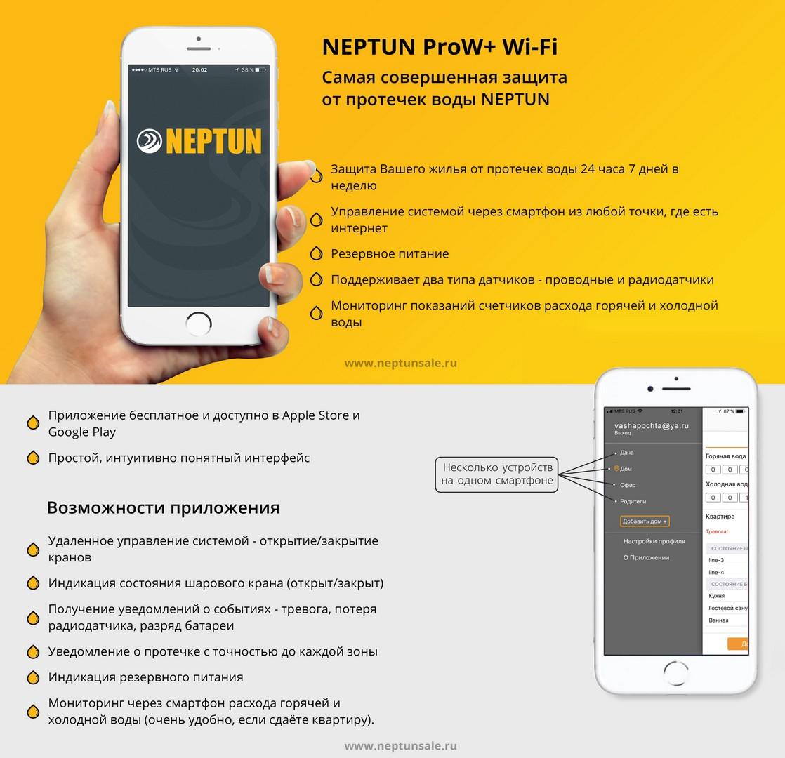 Модуль управления Neptun Prow + Wi-Fi: обзор от WiFiGid