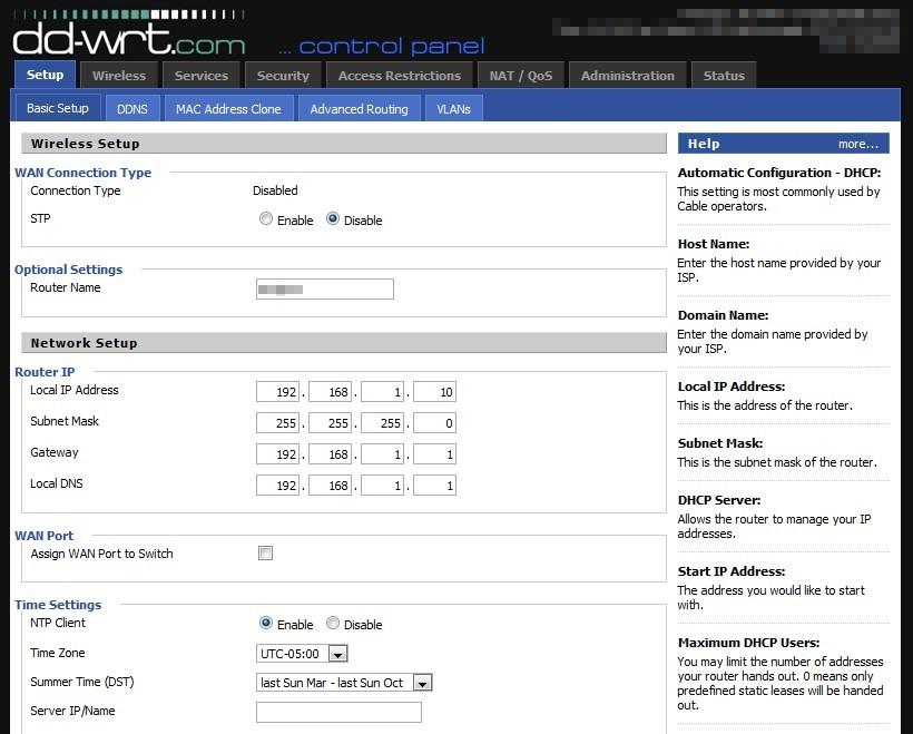 Прошивка DD-WRT на роутерах TP-Link: на примере TL-WR841N