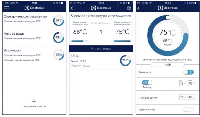 Wi-Fi модуль для водонагревателя Electrolux Smart WiFi: обзор и разбор
