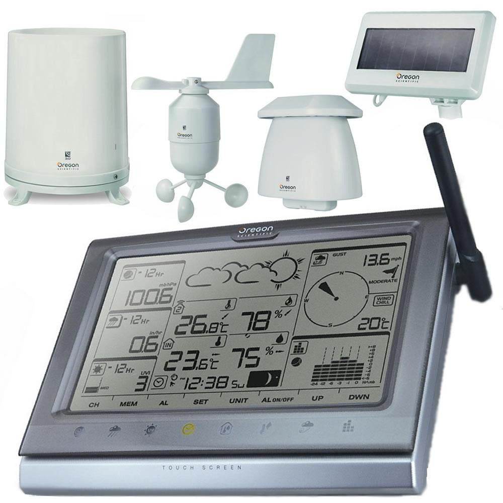 Wi-Fi метеостанция для дома: определяем погоду сами!