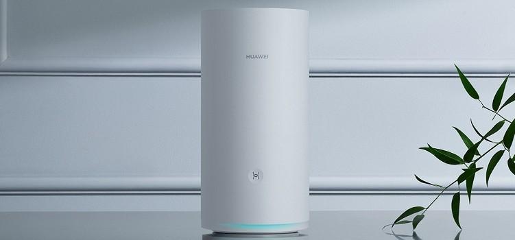Первый в мире маршрутизатор с NFC от Huawei: в одно касание и без авторизации