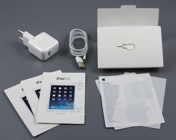 Планшет iPad AIR 16GB Wi-Fi Сellular: обзор, разбор, характеристики, плюсы и минусы