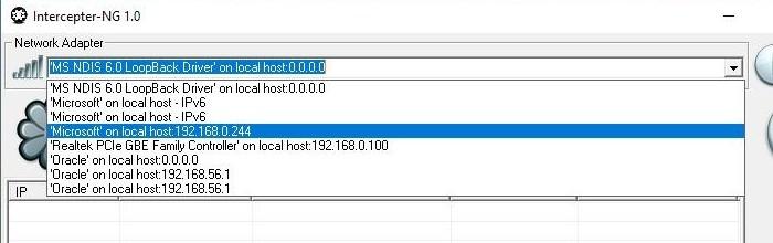 Wi-Fi Sniffer для Windows: перехват трафика, логинов, паролей, Cookies в локальной сети