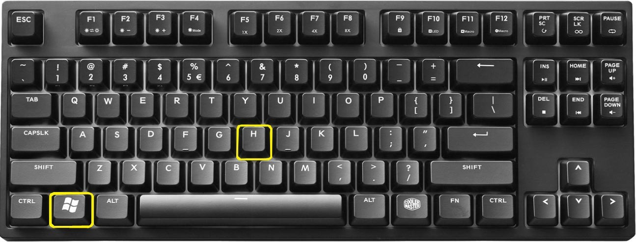 Как сделать фото или снимок монитора на ПК с Windows