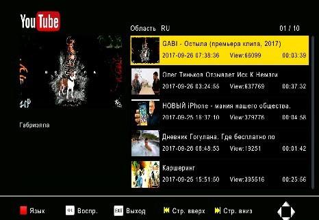 Как смотреть YouTube на телевизоре: 10 вариантов от Хомяка