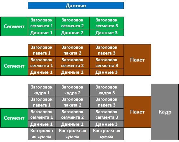 Сетевая модель OSI и ее 7 уровней: обзор с примерами от Бородача