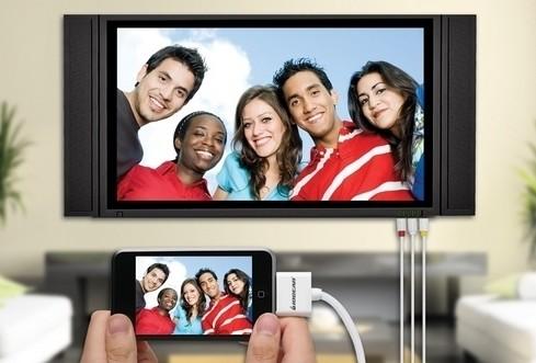 Подключить телефон к телевизору для просмотра фильмов, видео, фотографий и игр