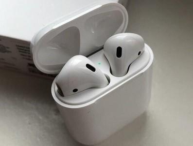 Apple AirPods белые