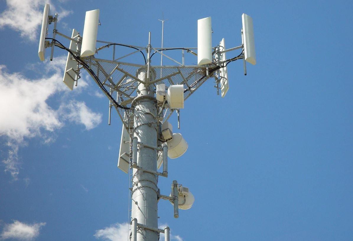 Вышка мобильного интернета