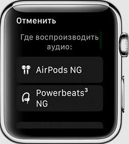 Smart-часы от Apple