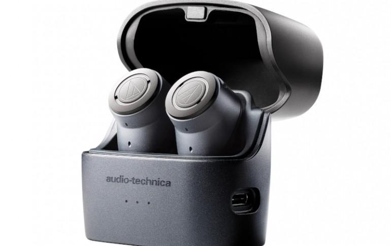 Новые TWS наушники от Audio-Technica за 229$