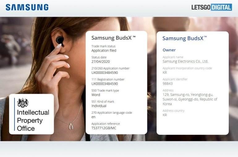 Samsung Galaxy BudX – стало известно название «убийцы» AirPods