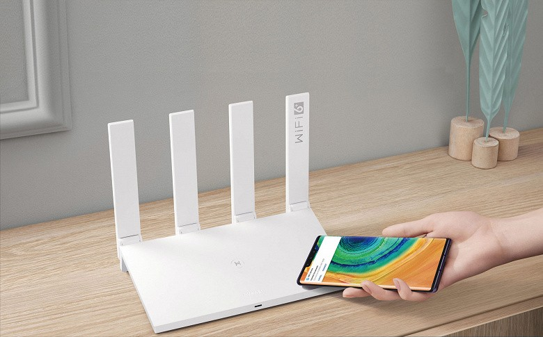 Huawei представила роутеры с Wi-Fi 6 всего за 32 доллара