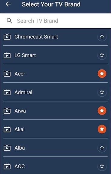 Управление телевизором с телефона с помощью приложений для Android и iOS