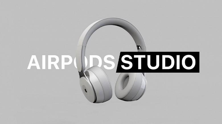 Apple AirPods Studio отгрузили в производство – ждём в июле?