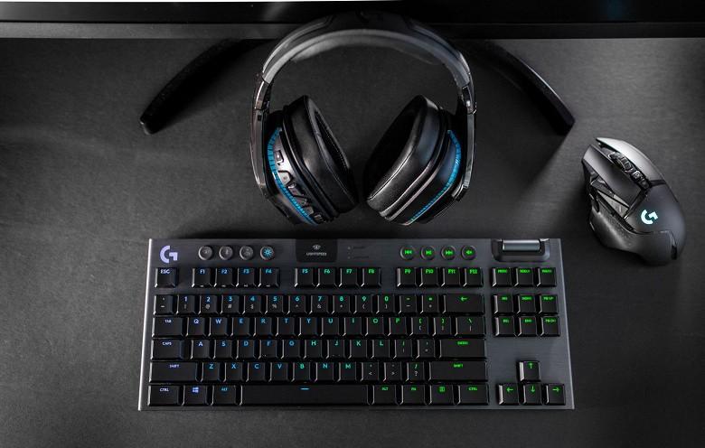 Новая беспроводная клавиатура от Logitech, для тех кто любит покороче за 18 990 рублей