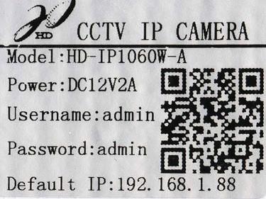 Как узнать адрес IP-камеры-видеонаблюдения: поиск и определение