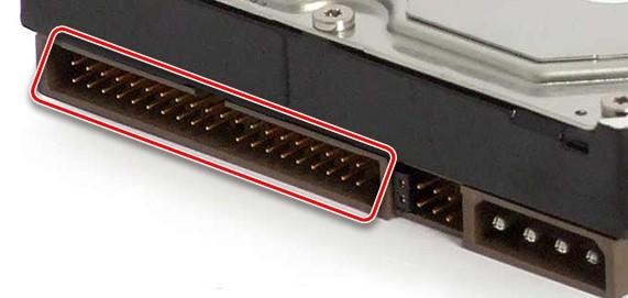 Подключение жесткого диска к компьютеру: SATA и IDE