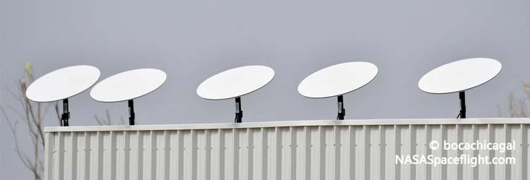 Утечка Илона Маска: вот так будут выглядеть антенны для подключения к Starlink