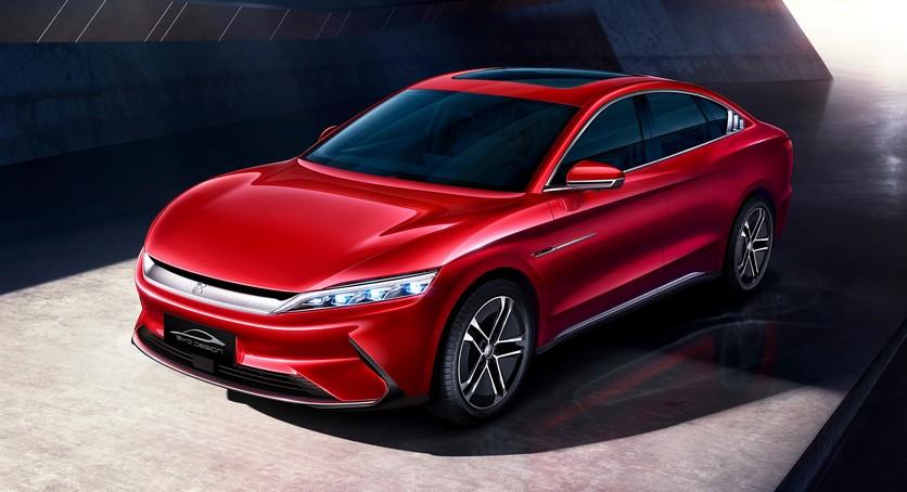 Первый серийный автомобиль с 5G начнет продаваться уже в этом месяце