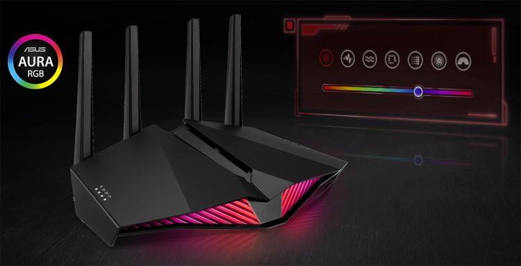 Asus представил 2 новых «царских» роутера Wi-Fi 6