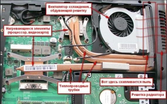 Почему шумит ноутбук при работе, и как избавиться от шума?