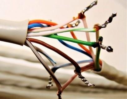 Как соединить между собой интернет кабель своими руками