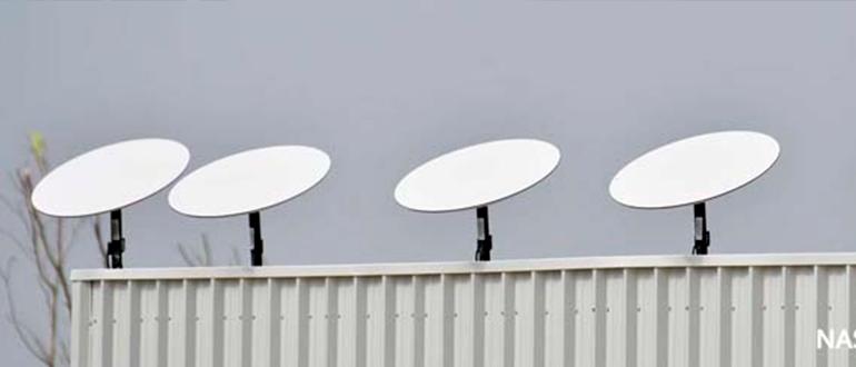 антенны Starlink