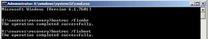 Восстановление Windows: без и с помощью установочного диска