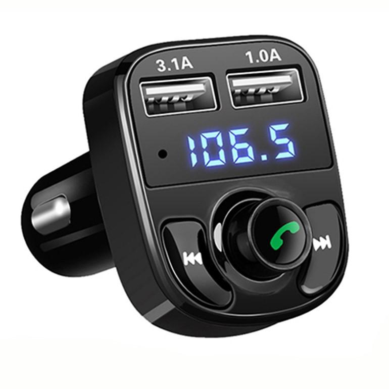 Bluetooth адаптер для магнитолы: подключение по AUX, USB и через прикуриватель