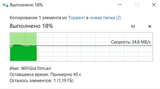 Netis N2 - Передача файла