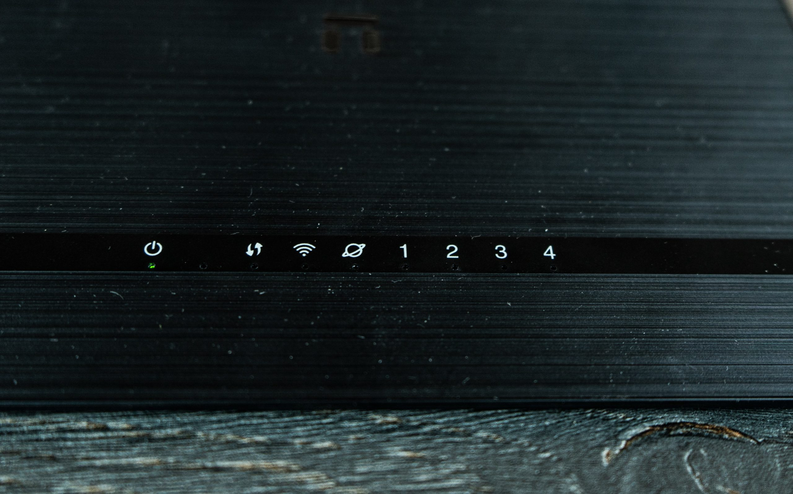 Netis N2 - индикаторы