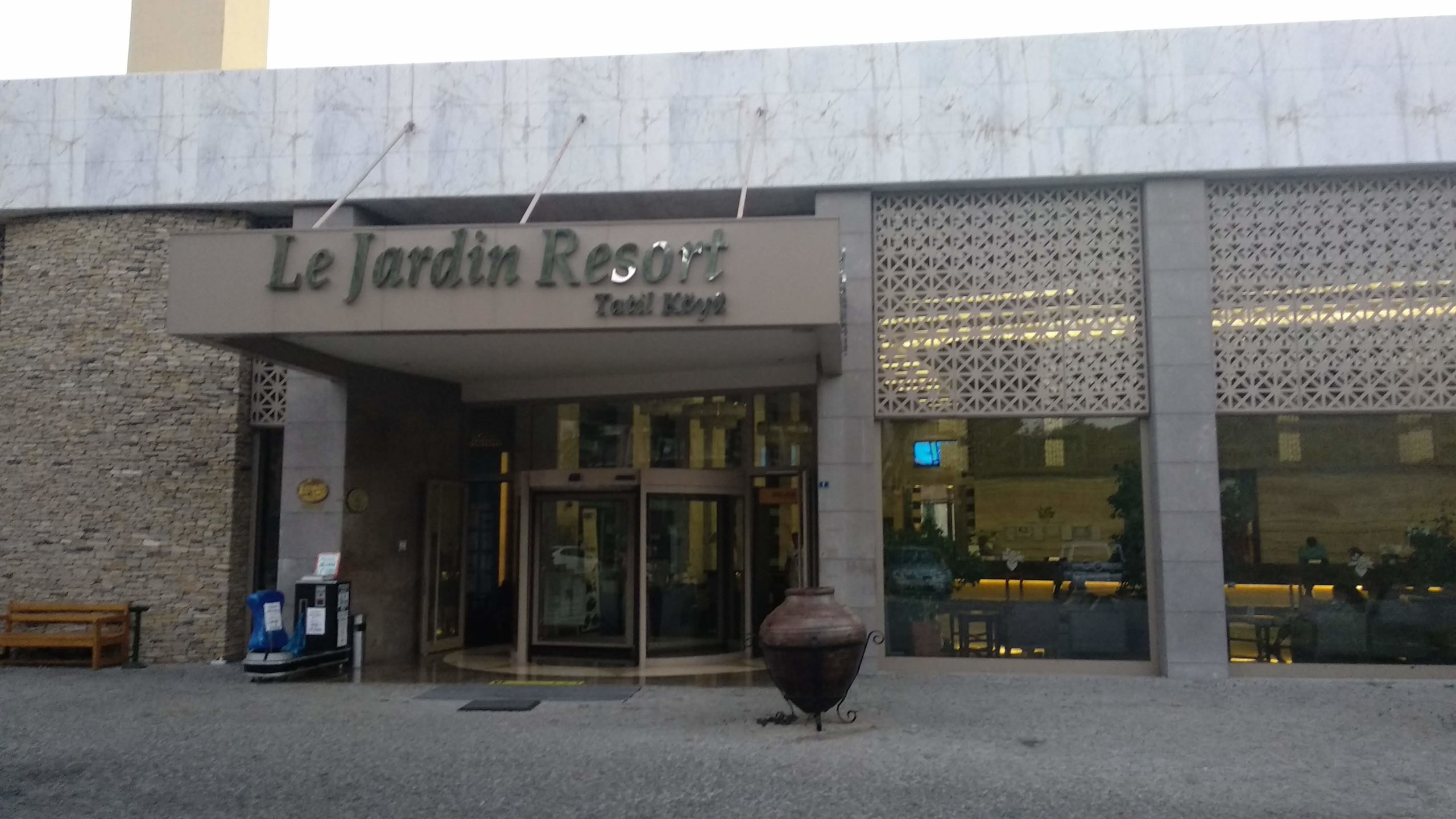 Отель Le Jardin Resort