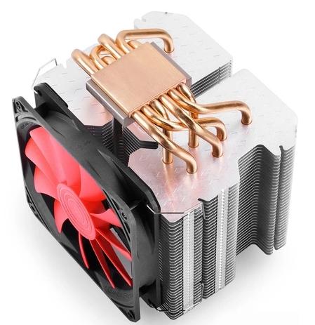 Как подобрать кулер для процессора Intel и AMD: лучшее охлаждение