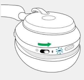 Как подключить гарнитуру Jabra к телефону через Bluetooth за 2 шага