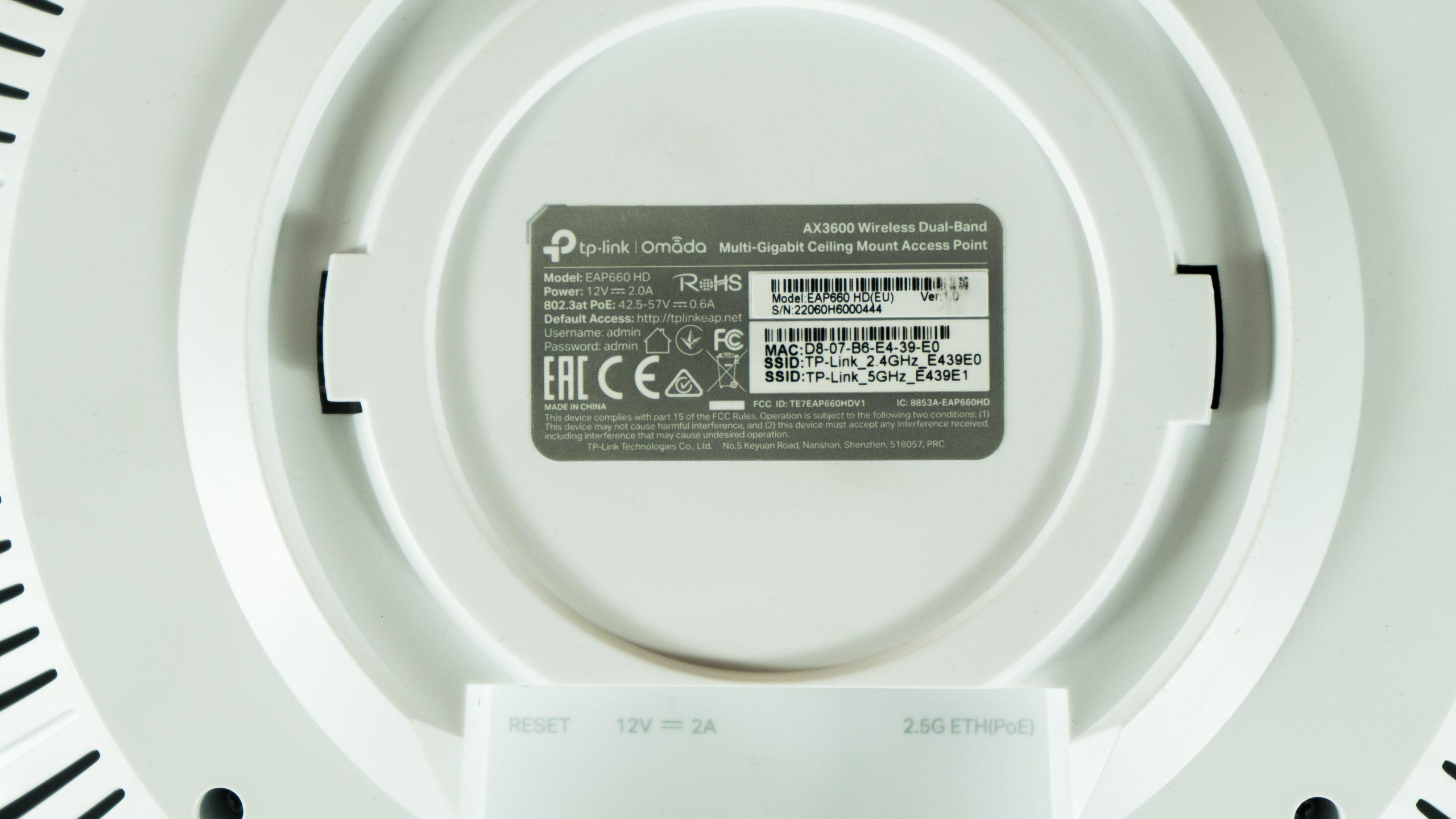 TP-Link Omada EAP660 HD и EAP620 HD: точки доступа с Wi-Fi 6 и Omada SDN