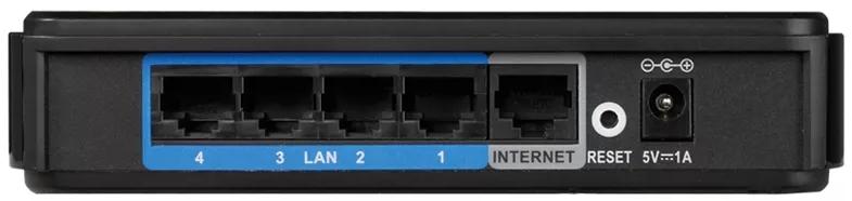 Роутер D-Link DIR-100: как настроить интернет