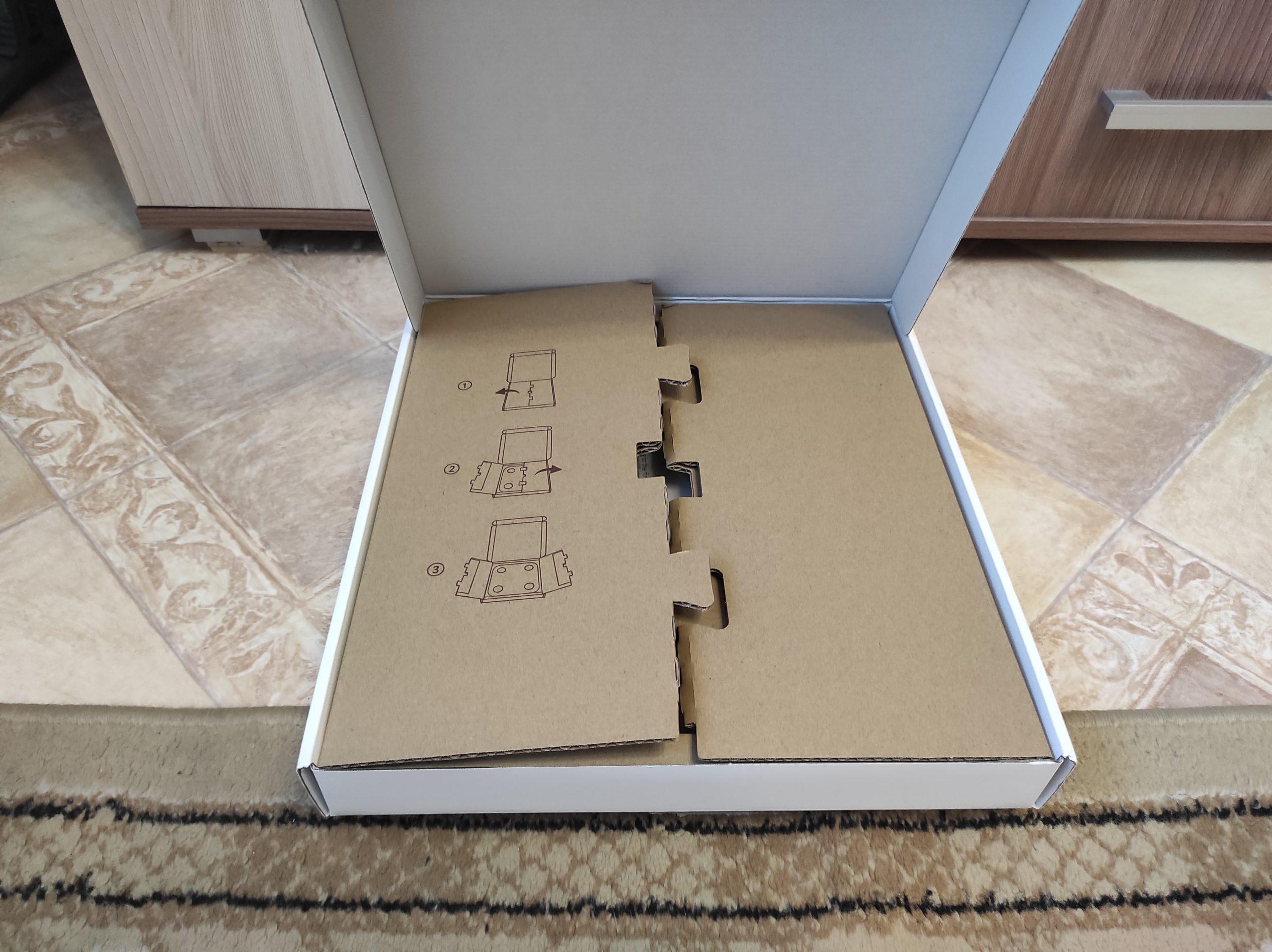 Mi Scale 2 - Распаковка