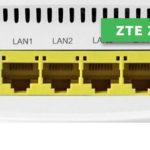 ZTE ZXHN H108N