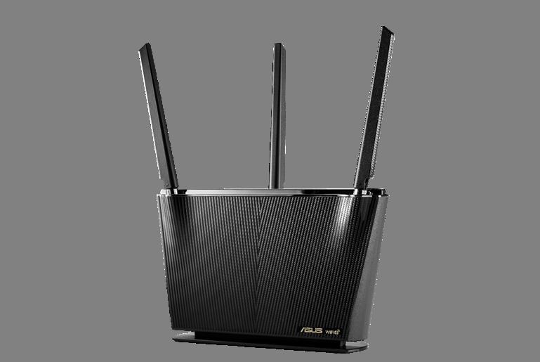 ASUS представила новый роутер RT-AX68U: дизайн, защита, Wi-Fi 6