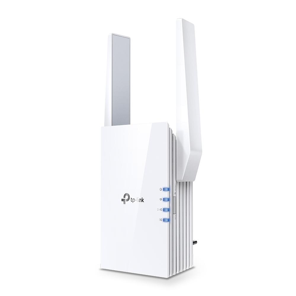 TP-Link представила в России новый Wi-Fi 6 усилитель сигнала
