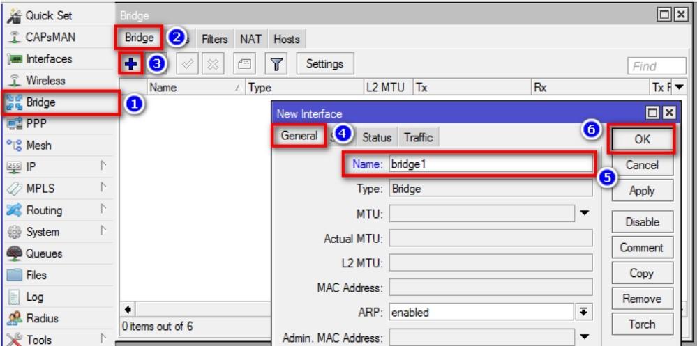 Mikrotik EoIP: настройка туннеля на примере двух роутеров