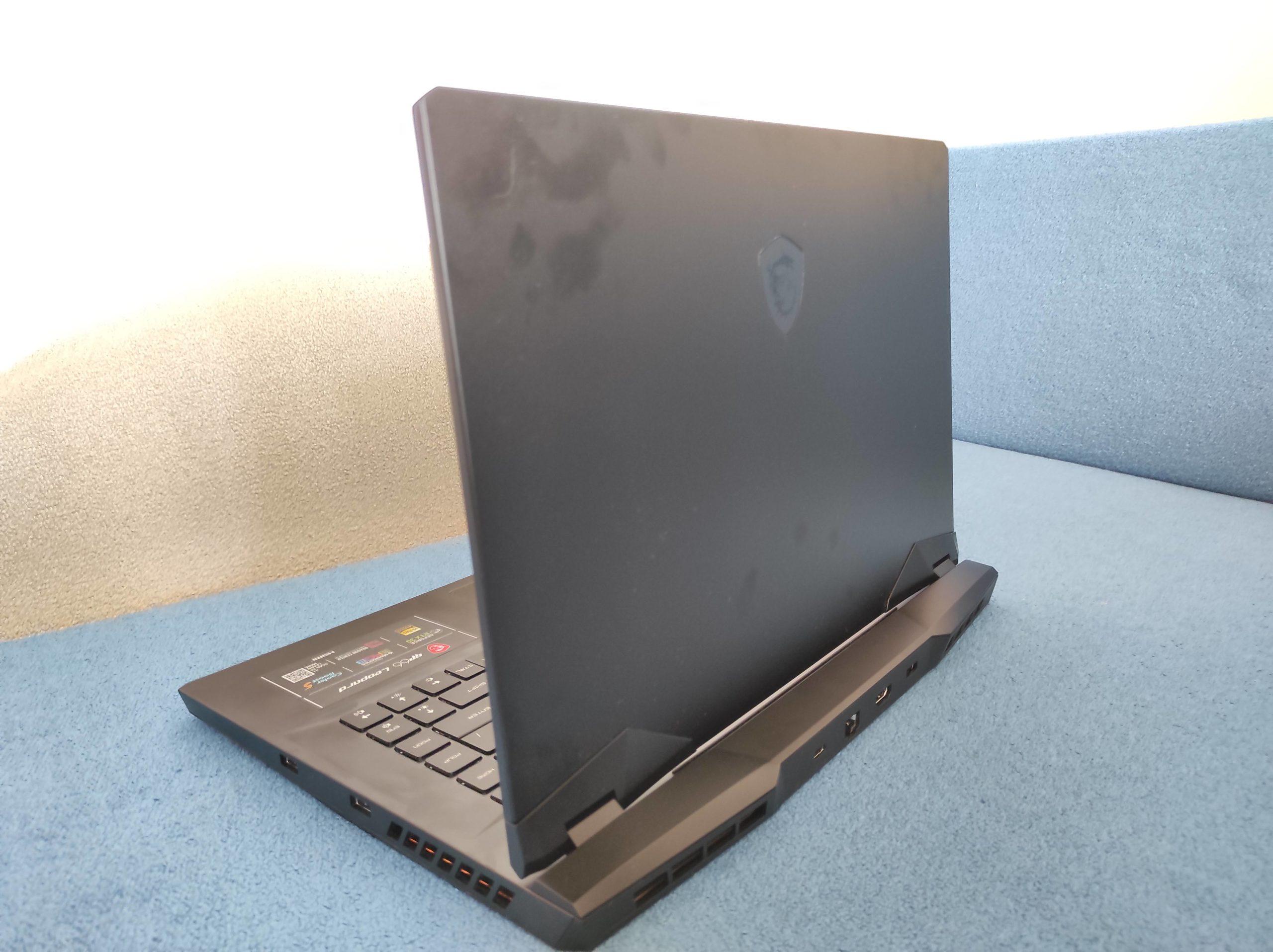 MSI GP66 10UG (258XRU): полный обзор ноутбука с RTX3070