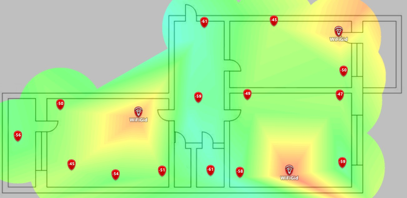 Строим карту покрытия Wi-Fi: программы и личный опыт
