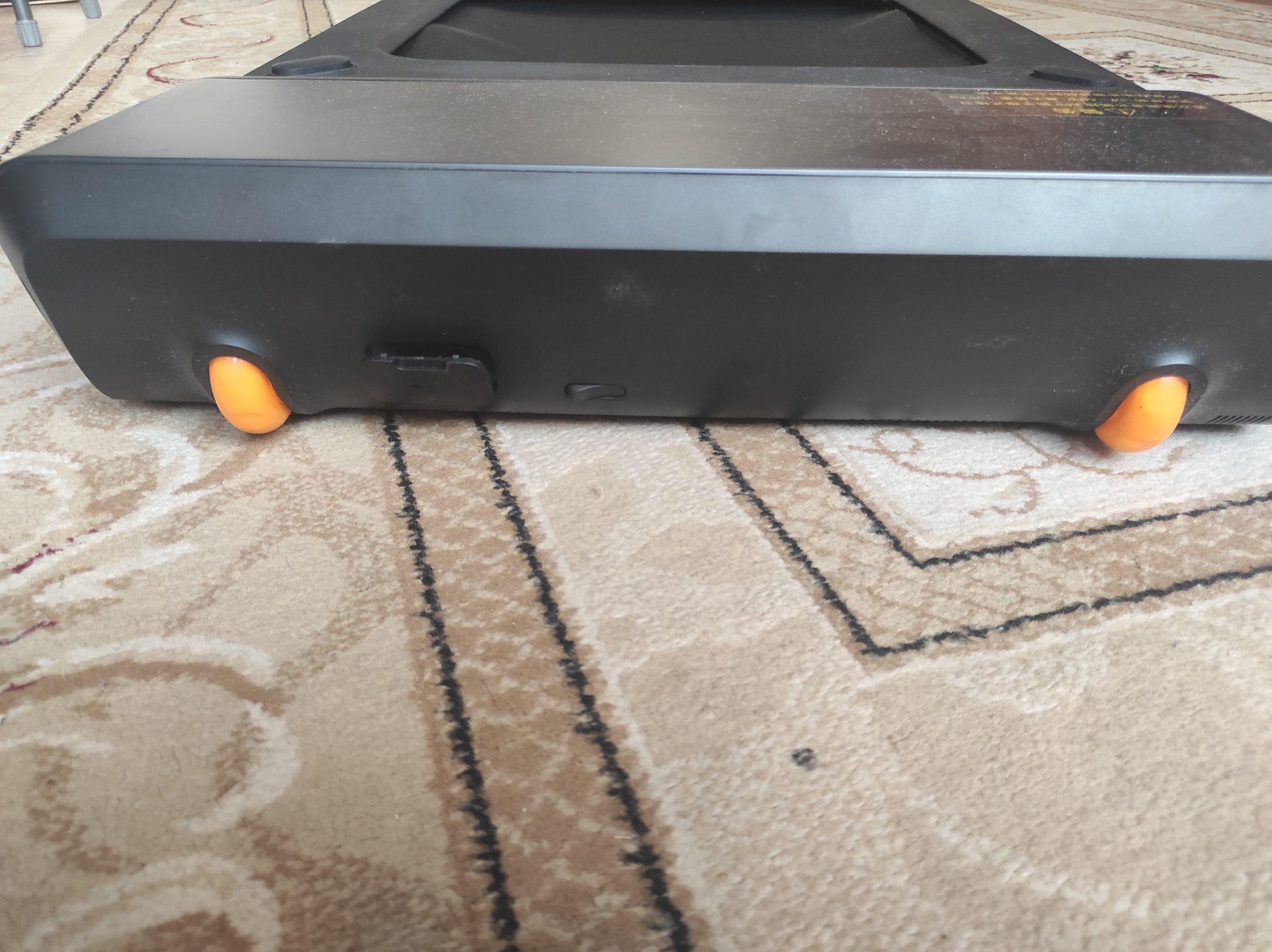 WalkingPad A1 Pro Разъем питания Кнопка включения Колесики